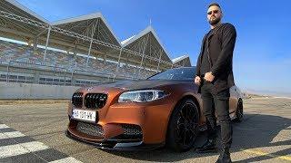 უხეში ტესტ დრაივი - BMW M5 F10 - ცუდი ბიჭების სათამაშო!