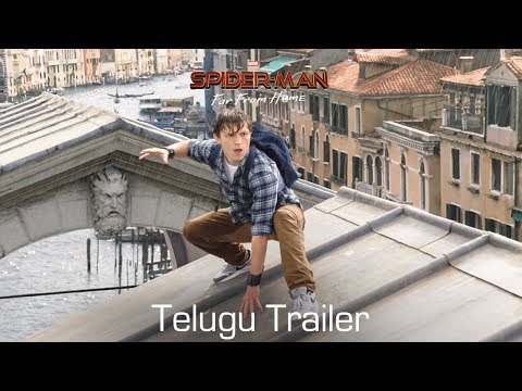 Xxx Mp4 SPIDER MAN FAR FROM HOME Official Trailer Telugu In Cinemas July 5 3gp Sex