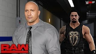 WWE 2K17 Custom Story - The Shield HiJack Raw & SD Live 2017 ft. Reigns, Rollins, Ambrose - PART 24