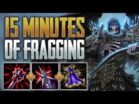 Xxx Mp4 15 Minutes Of FRAGGING Thanatos Jungle Gameplay SMITE Conquest 3gp Sex