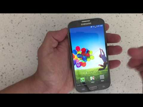Galaxy S4: How to Enter/Exit Safemode