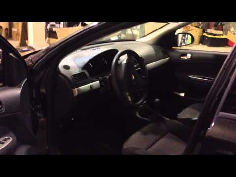 Rostra Cruise Control Installed 2010 Chevy Cobalt.