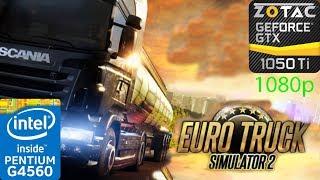 Euro Truck Simulator 2 | i5 3470 - GTX 1050 Ti -Dell