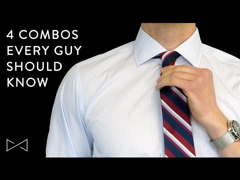 Collars and Knots: 4 Combos You Need To Know