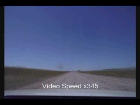 Tom and Al Drive 3600 Miles