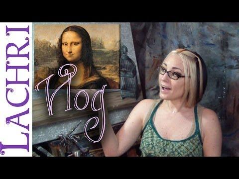 Art Vlog - Copyright info for artists - Lachri