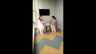 Chat with Barkha & Shabnam - Home Sweet Office - Live
