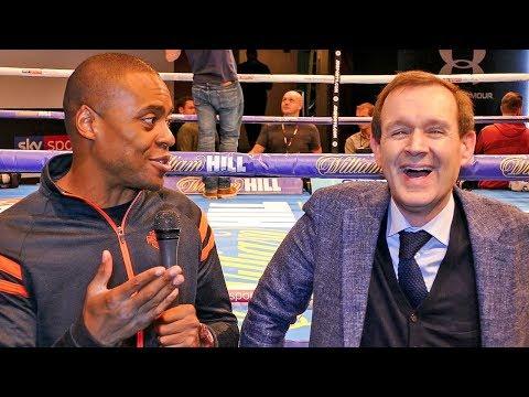 (Sky Sports) Adam Smith on Anthony Joshua & British Boxing vs America