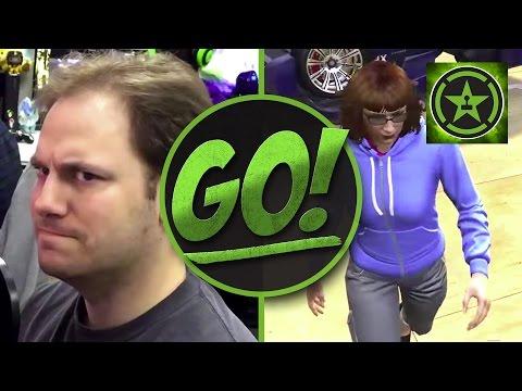 GO! #70 - Death by Car