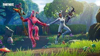 End of Season 4 Fortnite Gameplay Livestream - IGN Plays Live
