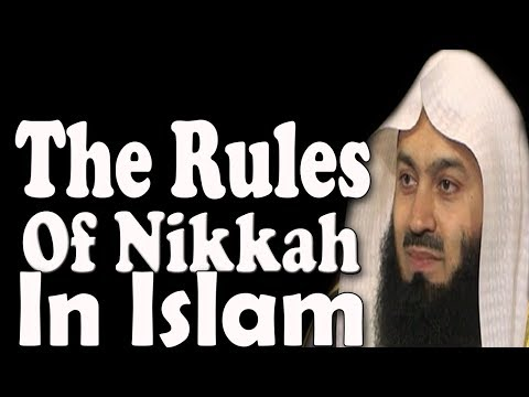 A powerful lecture on Making Nikkah (Marriage) Simple | Mufti Menk