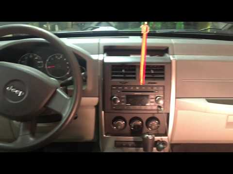 Step-by-Step Jeep Dash Removal HeaterCore Teardown. Fix No Working Heat in Liberty or Nitro