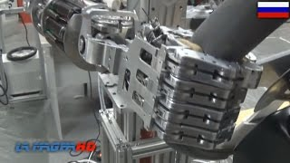 Russian Robot F.E.D.O.R - SKYNET TODAY IS A REALITY. PART-1