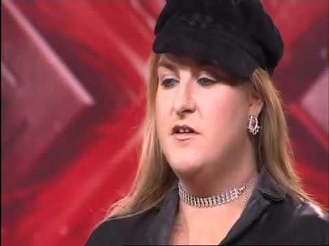 XFactor Judges Can't Stop Laughing!!