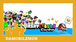 ★ Dashy Crashy Turbo by Dumpling Designs (Major Update for iOS and Android)