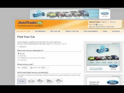 autrader ford winter sales event 11072012