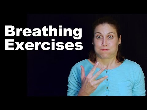 Breathing Exercises for Relaxation or COPD - Ask Doctor Jo