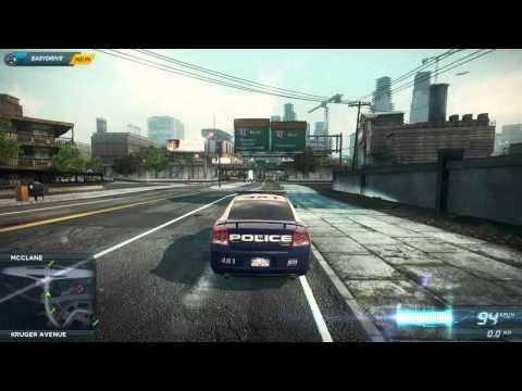 Need For Speed - Most Wanted Police Cars