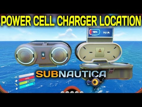 WHERE IS THE POWER CELL CHARGER - Subnautica
