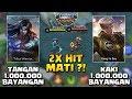 BADANG VS CHOU 2X HIT MATI MOBILE LEGENDS