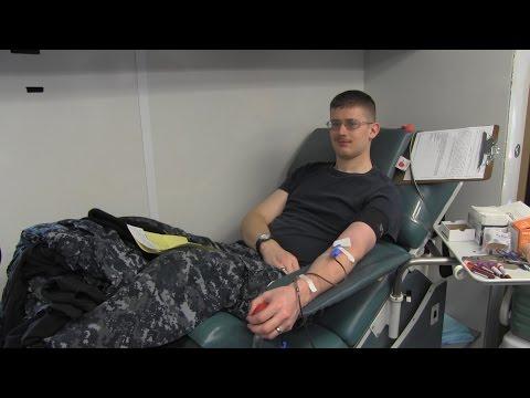 Blood Donation at NMCP – Blood Run (Part 2)