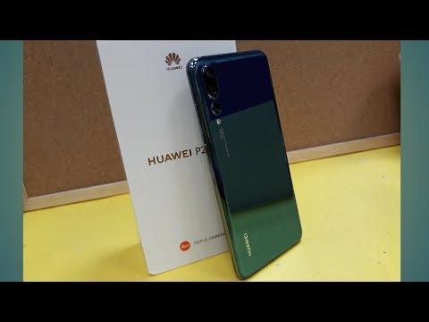 huawei p20 pro Unboxing uk