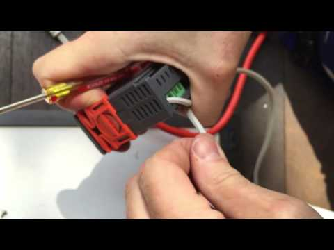How to  Hook Up Temperature Controller ITC-1000