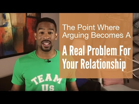 The Amount Of Arguing Your Relationship Can Handle Before It Becomes A Problem