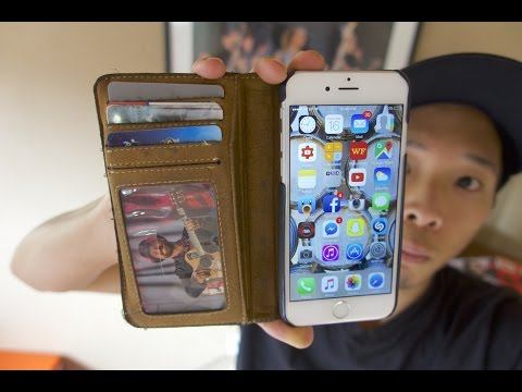 Best Wallet Case for iPhone | Book Book Review - 4K