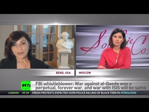 "FBI Whistleblower: ""U.S Is Reviving Terror Scare With ISIS To Promote The Terror War Industry"""