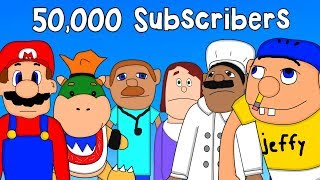 50,000 Subscriber Special (Entire SML Animation?)