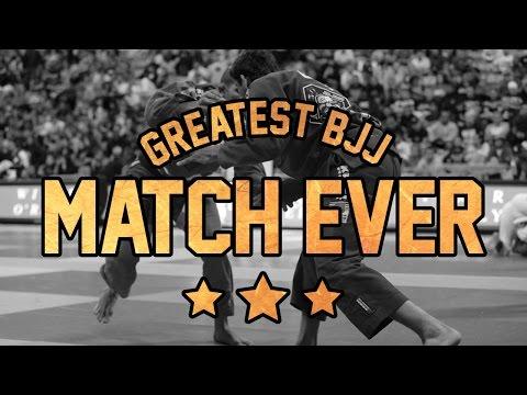 Greatest BJJ Match ever!