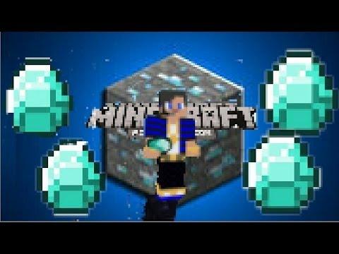 Diamante inlimitado◆minecraft PE 0.9.0◆en español