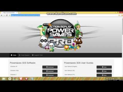 Action Replay Powersaves 3DS [I HAVE BOUGHT]