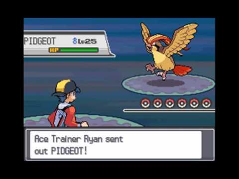 Pokémon Soul Silver Walkthrough ~Part 50~ Route 45
