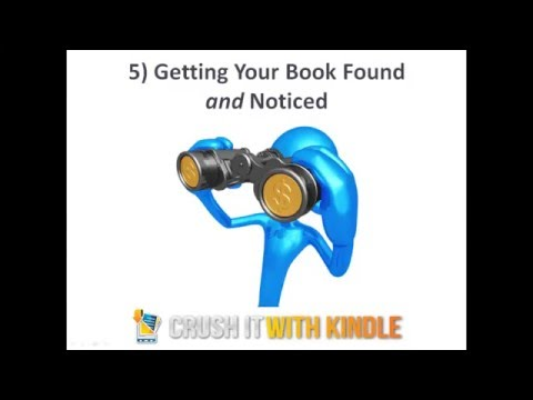 Launching Your Book: Video 3 of 4
