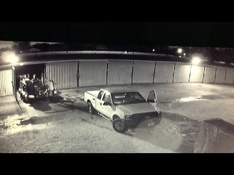 Business owner speaks out after his landscaping equipment stolen twice