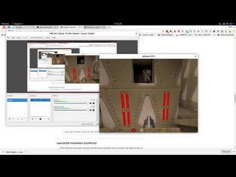 Running Quake on Fedora with Vulkan (4.15 Kernel)