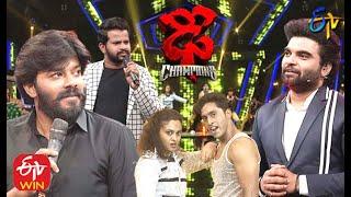 Dhee Champions   1st July 2020   Full Episode   ETV Telugu