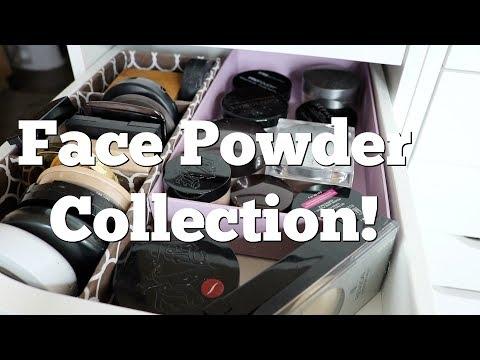 Face Powder Collection 2018