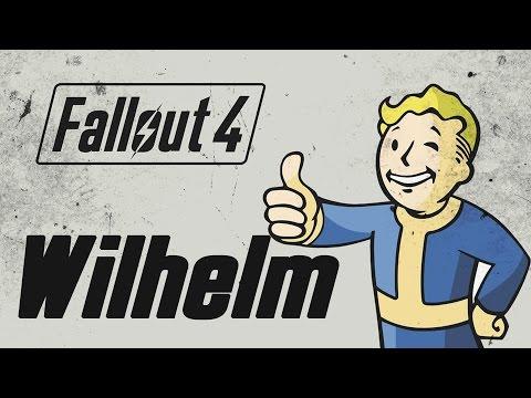 Fallout 4 - La création du personnage(Wilhelm)