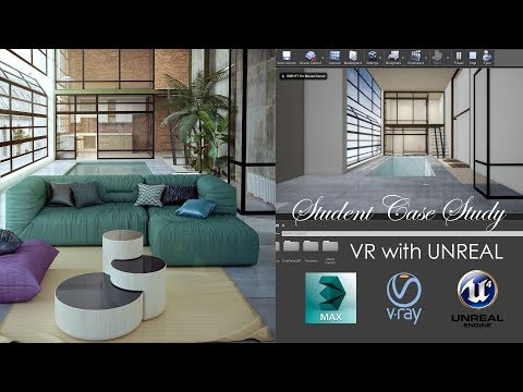 Student Case study VR with UNREAL 4