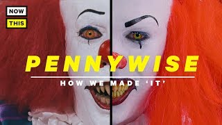 Pennywise Makeup: How We Made