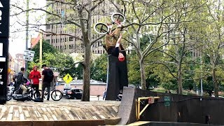WHO IN THE F*CK - CAM GIRVIN 2018 BMX VIDEO