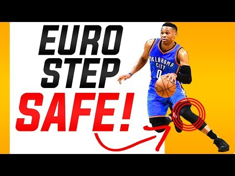 How To Euro Step The Safe Way: Worlds Best Basketball Moves