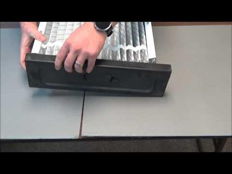 Carrier EZ Flex air filter