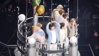 BTS : 보조개 Dimple : 직캠 fancam : 방탄소년단
