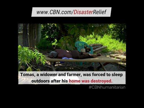 CBN Humanitarian Helps Around the World