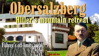 Obersalzberg. Hitler