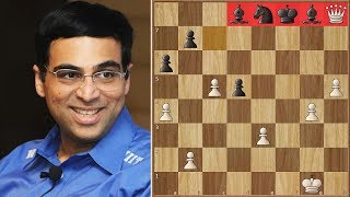 Anand Should Get A Brilliancy Prize for His Game against Leko   World Rapid Championship   Round 3